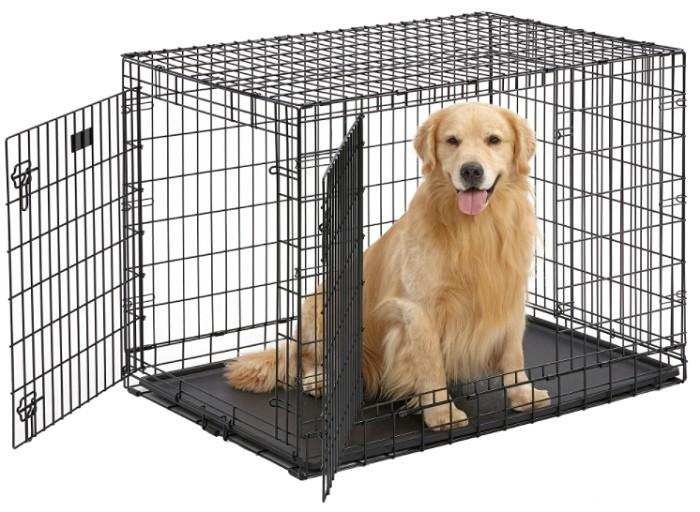 Petco large dog crate