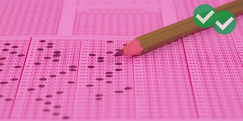 Magoosh SAT practice test