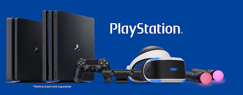 Playstation Pro bundles