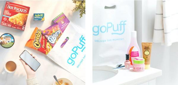 Gopuff discount code first order