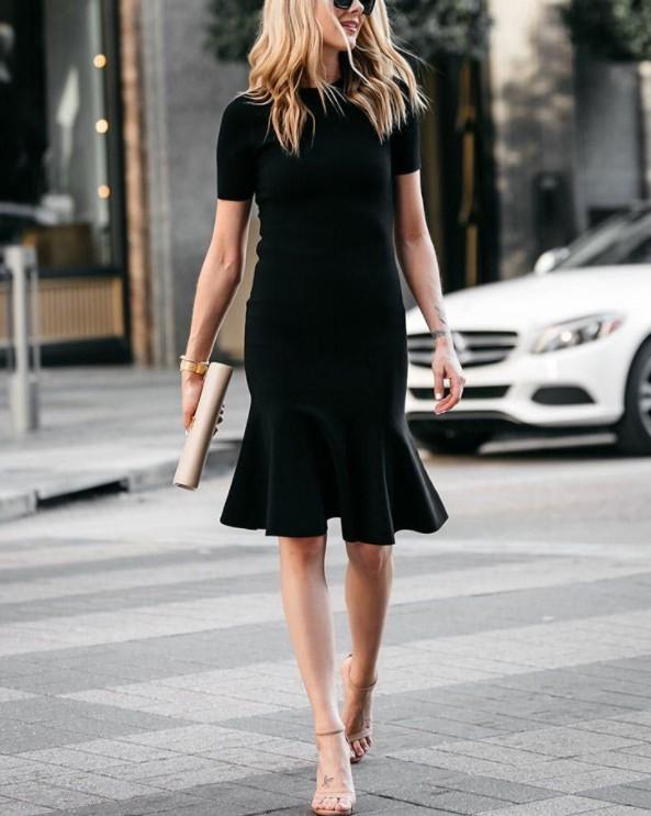 Nordstrom little black dress