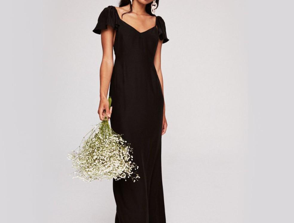 black bridesmaid dresses Nordstrom