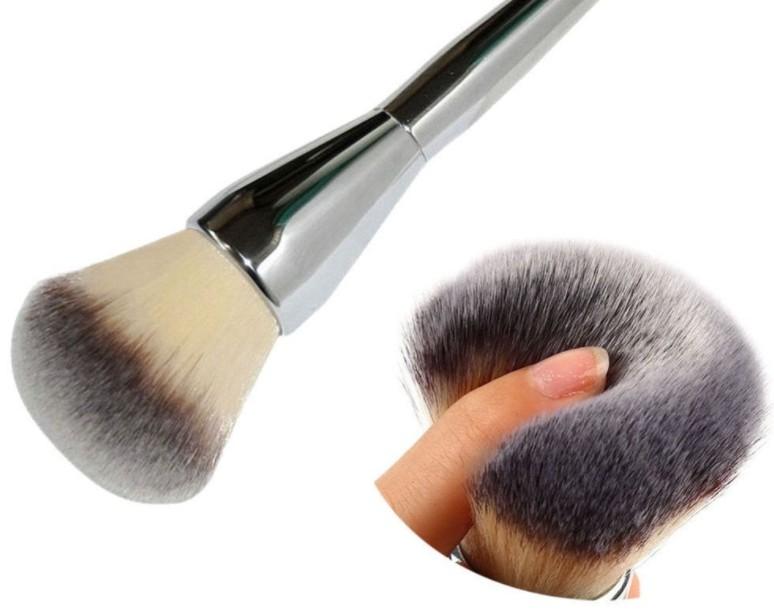 Soft and large contour brush