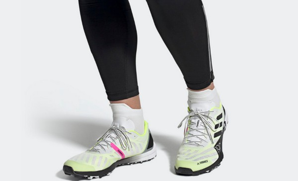 Adidas Terrex Speed Pro Trail Running Shoes