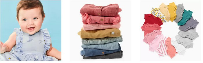 Carters Baby Clothing