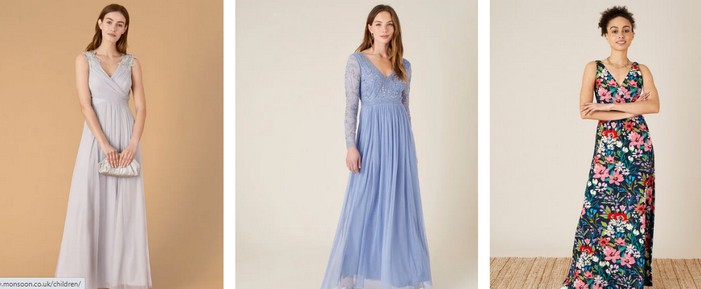 Monsoon Maxi Dresses