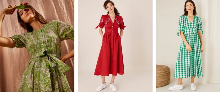 Monsoon Casual Dresses
