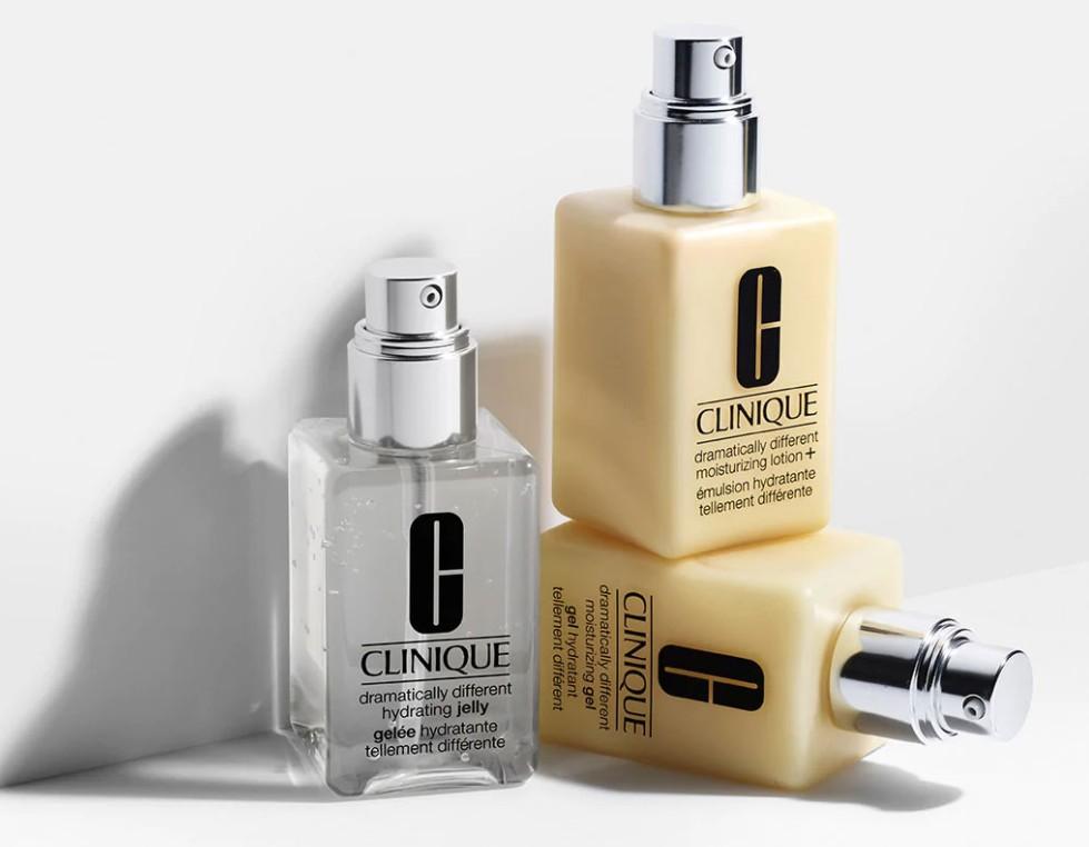 Clinique skincare brand