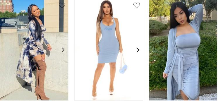 Women dresses Fashion Nova