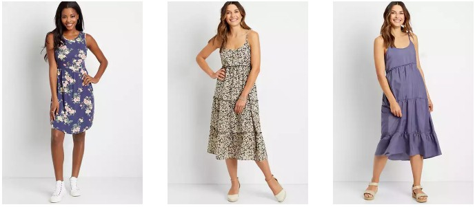 Women dresses Maurices