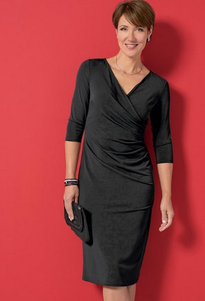 Damart Printed Dress