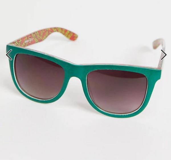 Santa Cruz multi classic dot sunglasses