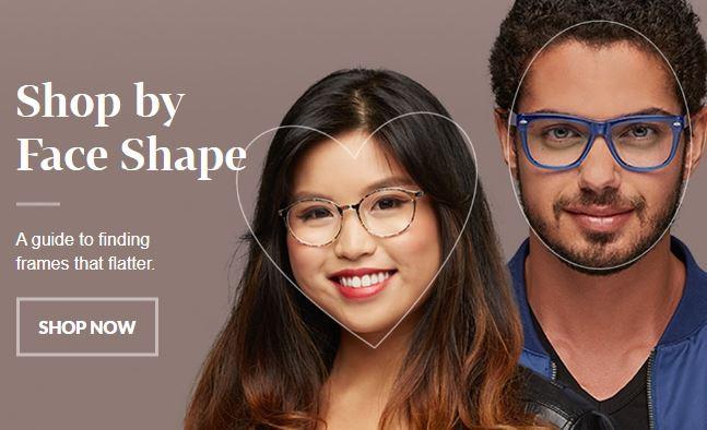 EyeBuyDirect Face Shape