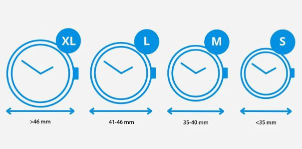 Watch Size For Men