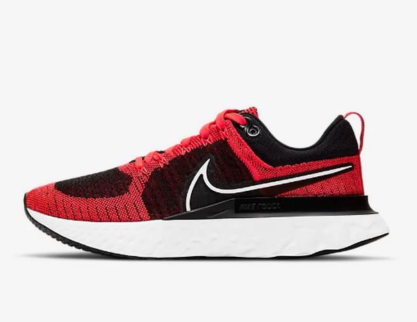 The Nike React Infinity Run Flyknit 2