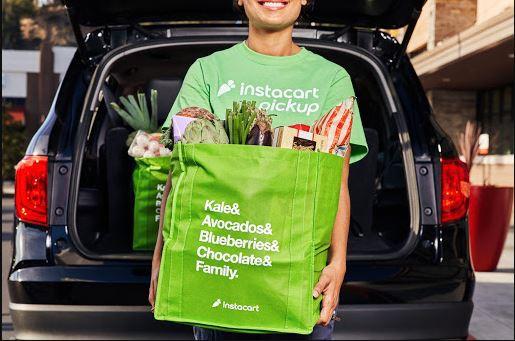Instacart Groceries Online