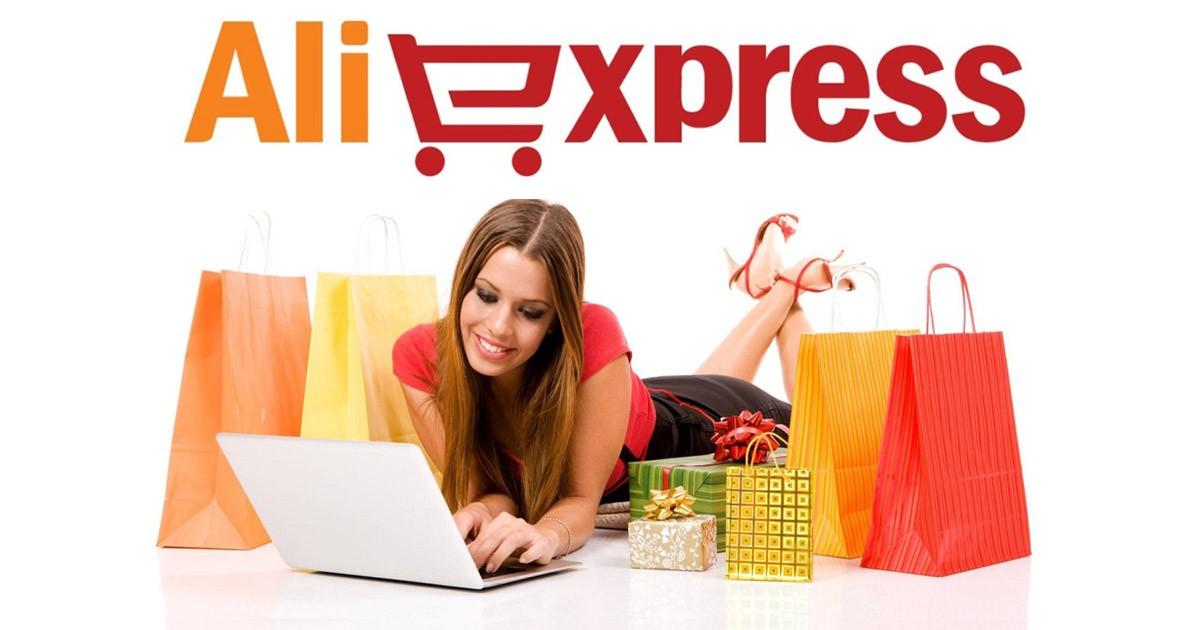 Shopping at AliExpress