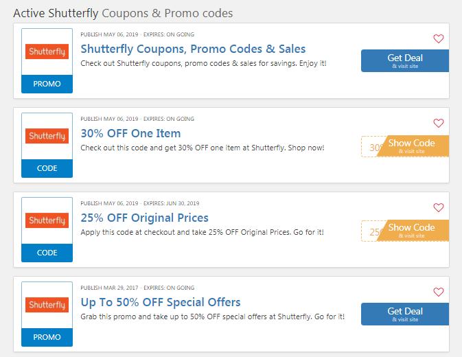 Shutterfly Free Shipping No Minimum 2020 20 Promo Code