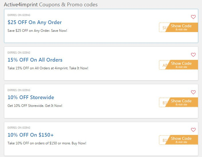 4imprint Coupon 20 Off 2020 Free Shipping Promo Code