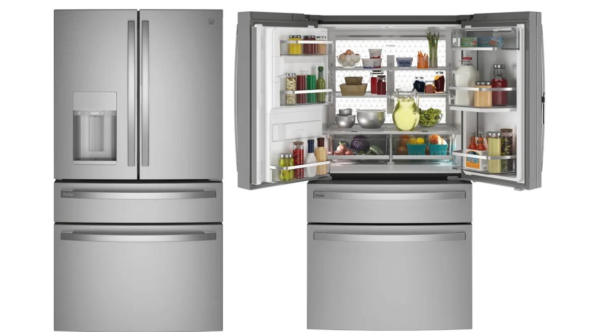 GE Profile Series French-Door Refrigerator