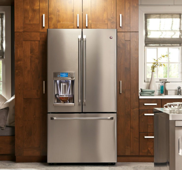 GE Cafe French-Door Refrigerator