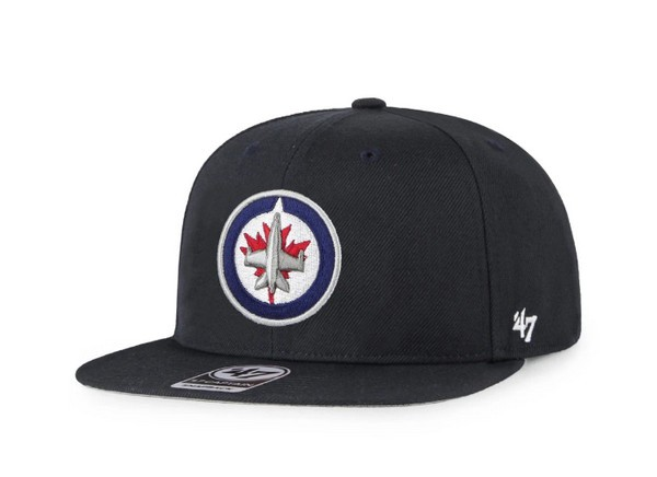 Winnipeg Jets No Shot 47 Captain