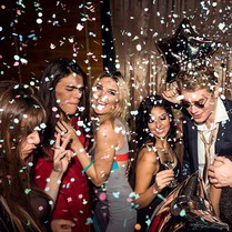 How to prepare the perfect New Year's Eve party?