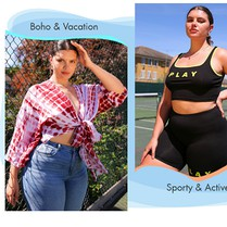 SheIn Clothing Plus Size: Check Out The Top Looks To Pick