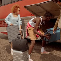 Away bigger carry on fit in overhead: Get ready for modern travel